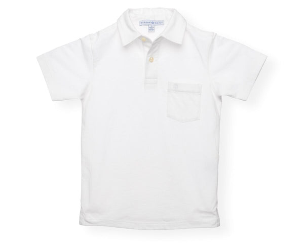 The Jack Polo - White
