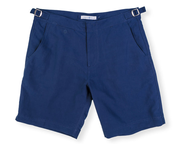 The Hybrid Short 2.0 - Darkest Indigo