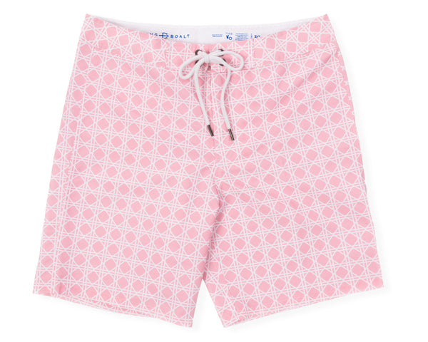 NEW! Classic Boardshort Bamboo - Pink