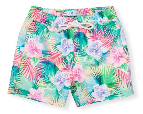 Boys Classic Swim Trunk Tropicool