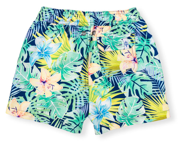 Boys Classic Swim Trunk Key Largo