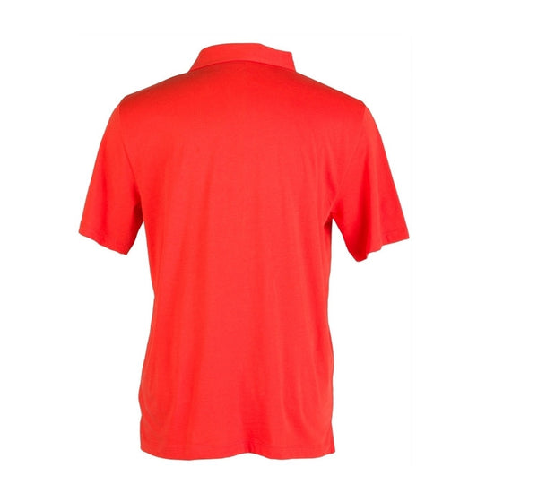 The Alexander Polo - Coral Red