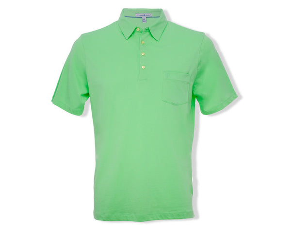 The Alexander Polo - Green Apple