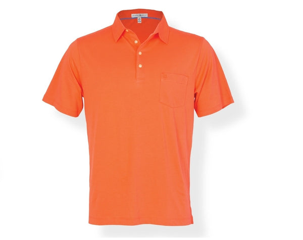 The Alexander Polo - Orange