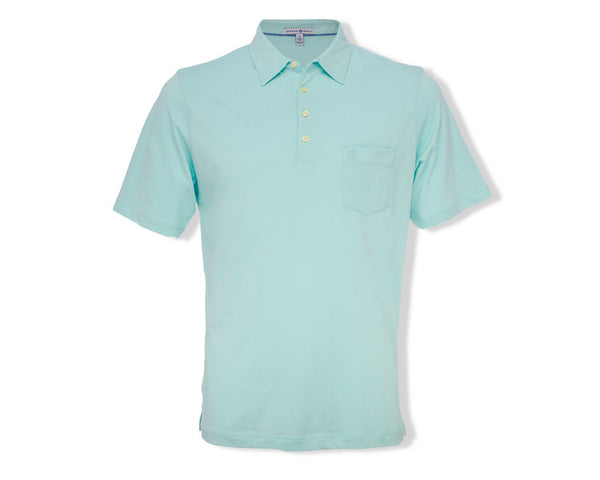 The Alexander Polo - Sky Blue