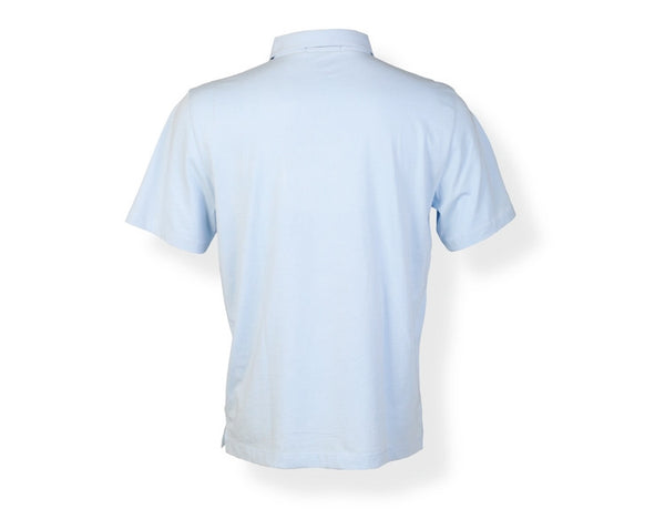 The Alexander Polo - Washed Blue
