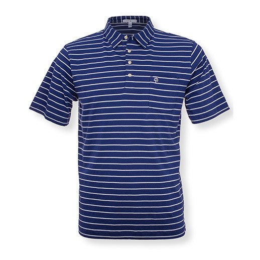 The Nautical Stripe - Navy