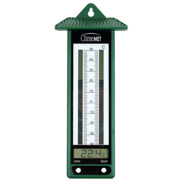 ClimeMET CM3086 Digital Min/Max Garden Thermometer   Metcheck