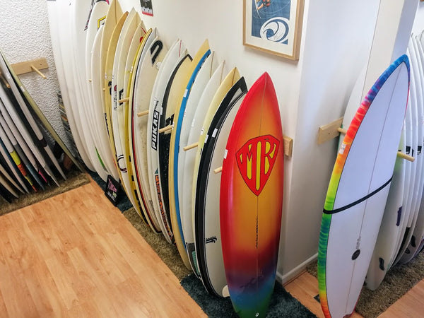 Second Hand Surfboards