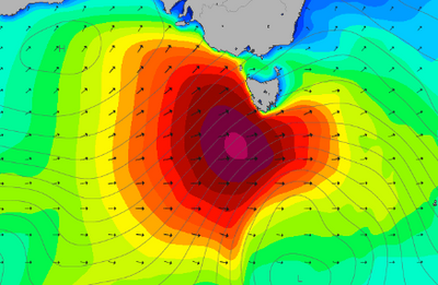 The 50 year storm? Rip Curl Pro Bells 2019