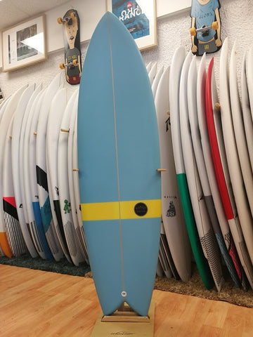 mango surfboards twin fin