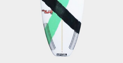 pyzel surfboards squash tail