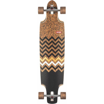 "Spearpoint Cork/Zagged -40"" Skateboard"