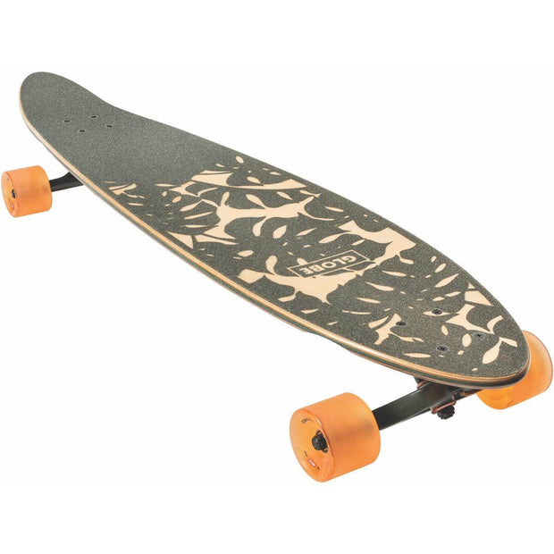 "Pinner Classic Hurricane Leaves  - 40"" Skateboard"