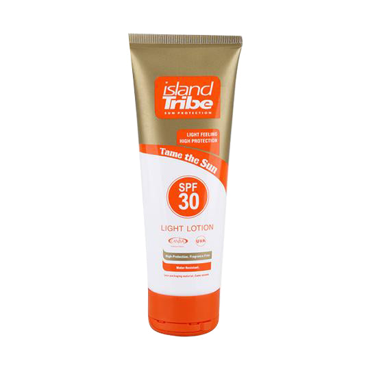 Island Tribe Light Lotion | SPF 30