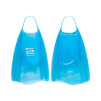 Tech 2 Fin | Ice Blue