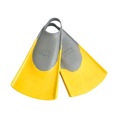 Tech Fin | Grey/Yellow
