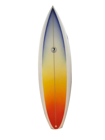 Heritage Single Flyer | 5'10"