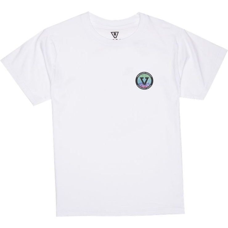 Boys Whirlwind T Shirt | White