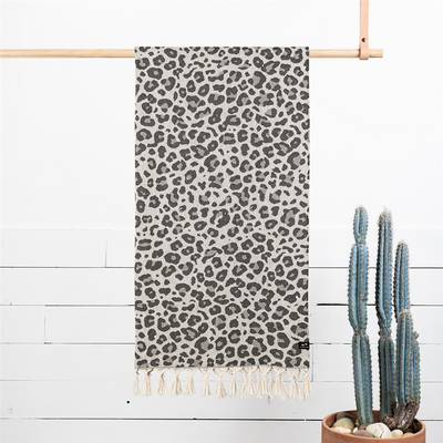 Jagger Towel - Natural