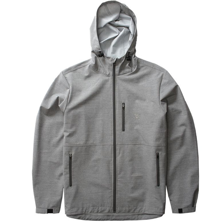 7 Seas Windbreaker Jacket | Grey