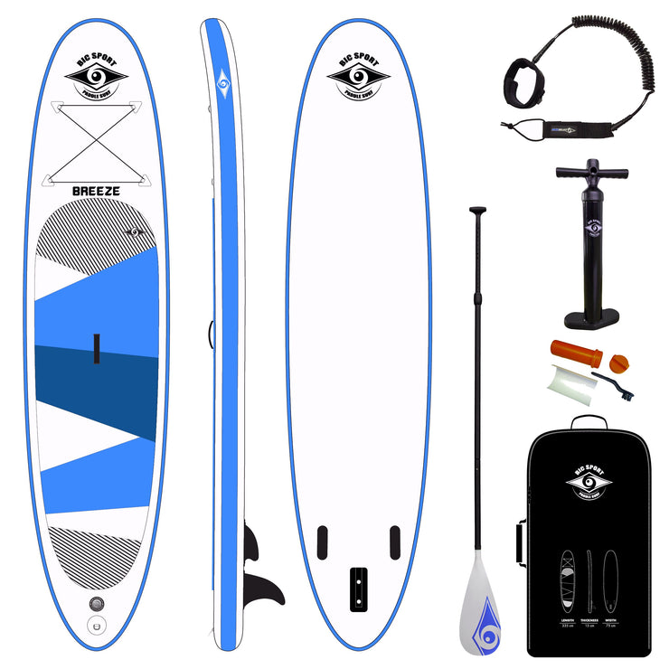 Breeze Inflatable SUP Paddle Board