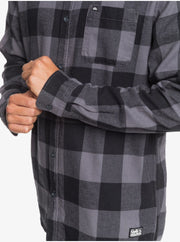 Motherfly Flannel Long Sleeve Shirt - Irongate Motherfly