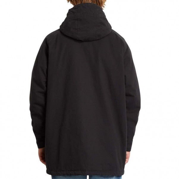Volster Parka Jacket - Black