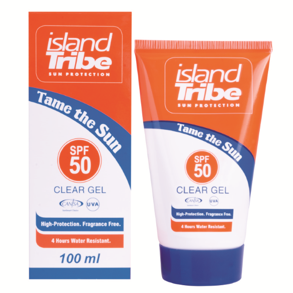 SPF 50 Clear Gel | 100ml