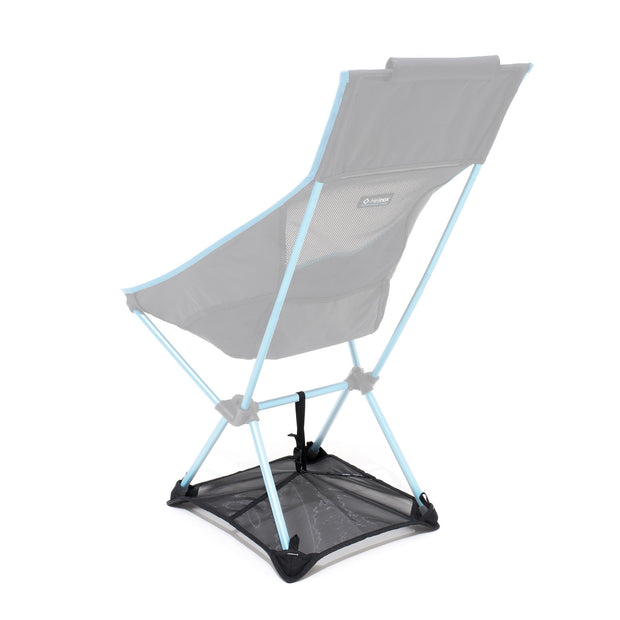 Ground Sheet for Sunset Chair - Black