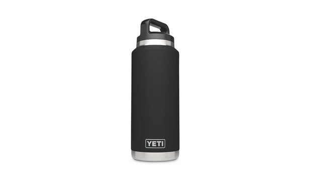 Rambler Bottle - Black - 36oz