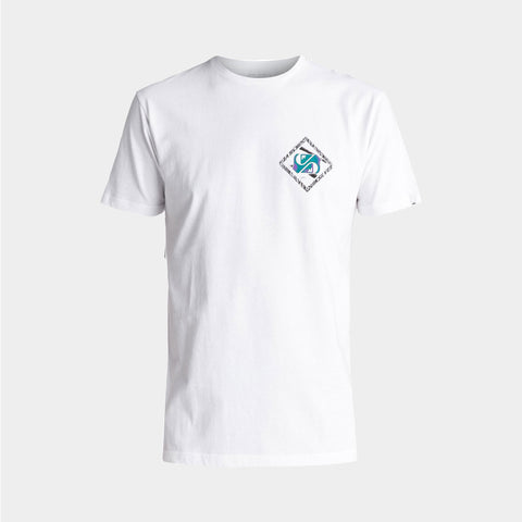 Classic 80 Prism T Shirt | White