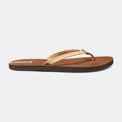 Downtown Truss Flip Flops | Brown