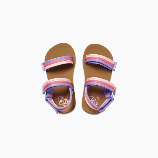 Kids Little Ahi Convertible Sandals - Sorbet