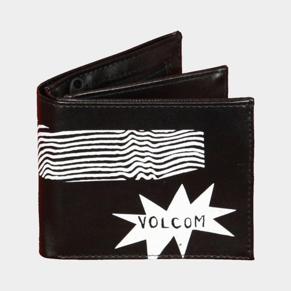 Surf Shop, Accessories, Volcom, Corps Large, Wallet, Black