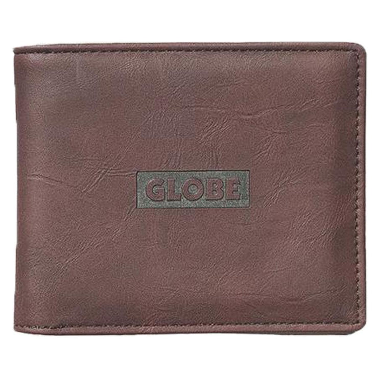 Surf Shop, Surf Accessories, Globe, Corroded II Wallet, Wallets, Brown