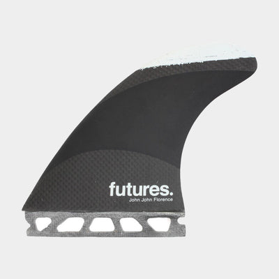 Surf Shop, Surf Accessories, Surf Hardware, Futures, Futures Fins JJF John John Florence Techflex, Fins, Black/White