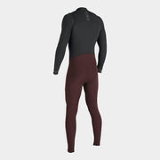 Surf Shop, Surf Accessories, Vissla, 7 Seas 4/3 Full 50/50 Chest Zip, Wetsuit, Wine