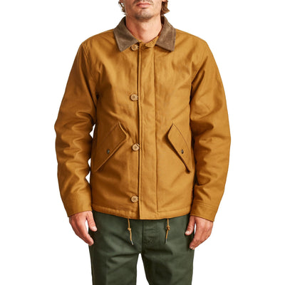 Surf Shop, Surf Clothing, Brixton, Apex Jacket, Jackets, Copper