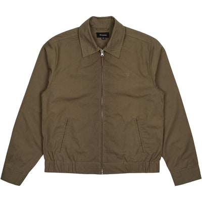 Surf Shop, Surf Clothing, Brixton, Dickson Jacket, Jackets, Olive