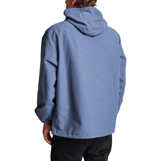 Surf Shop, Surf Clothing, Brixton, Patrol Anorak Jacket, Jackets, Dusty Blue