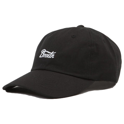 Surf Shop, Surf Clothing, Brixton, Potrero Cap, Hats, Black