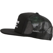 Surf Shop, Surf Clothing, Brixton, Sadler Mesh Cap, Hats, Black