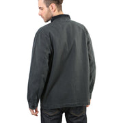Surf Shop, Surf Clothing, Brixton, Silas Jacket, Jackets, Charcoal