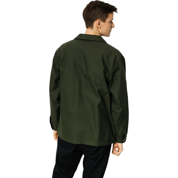 Surf Shop, Surf Clothing, Brixton, Wright Jacket, Jackets, Forest Green