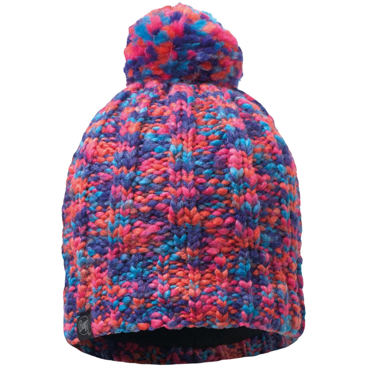Surf Shop, Surf Clothing, Buff, Livy Knitted And Polar Hat, Hats, Orange