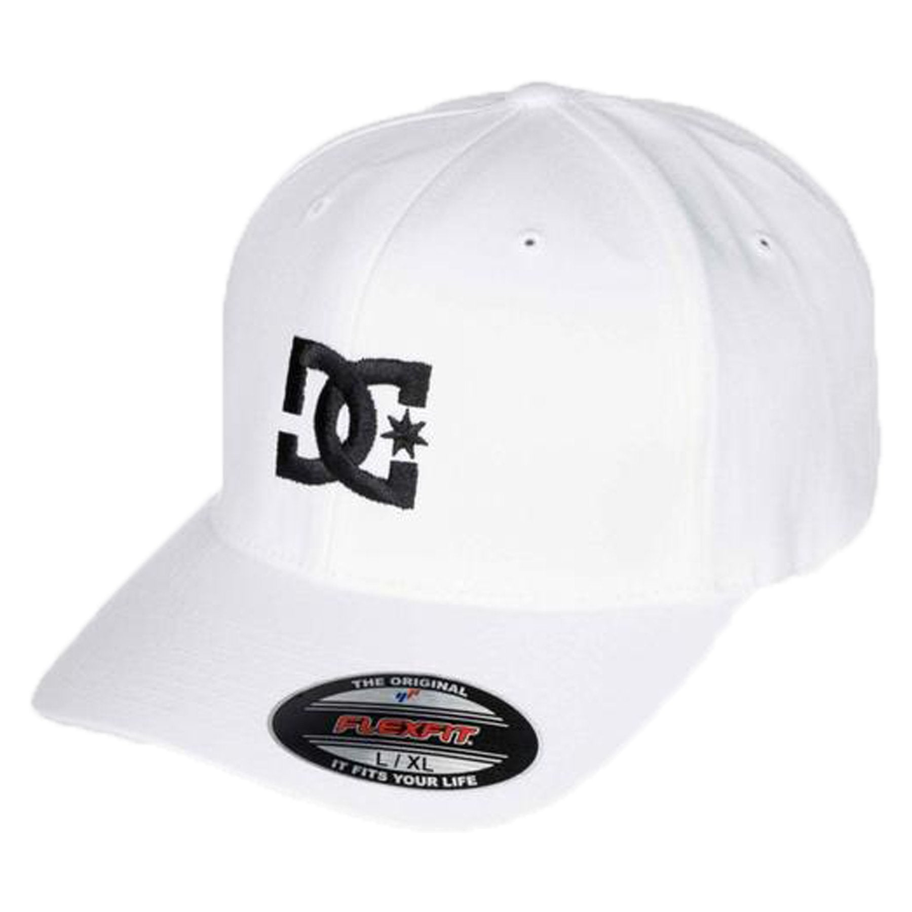 Surf Shop, Surf Clothing, DC Shoes, Cap Star 2, Caps, White