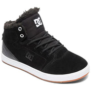 Surf Shop, Surf Clothing, DC Shoes, Crisis High WNT, Shoes, Black/White/Gum