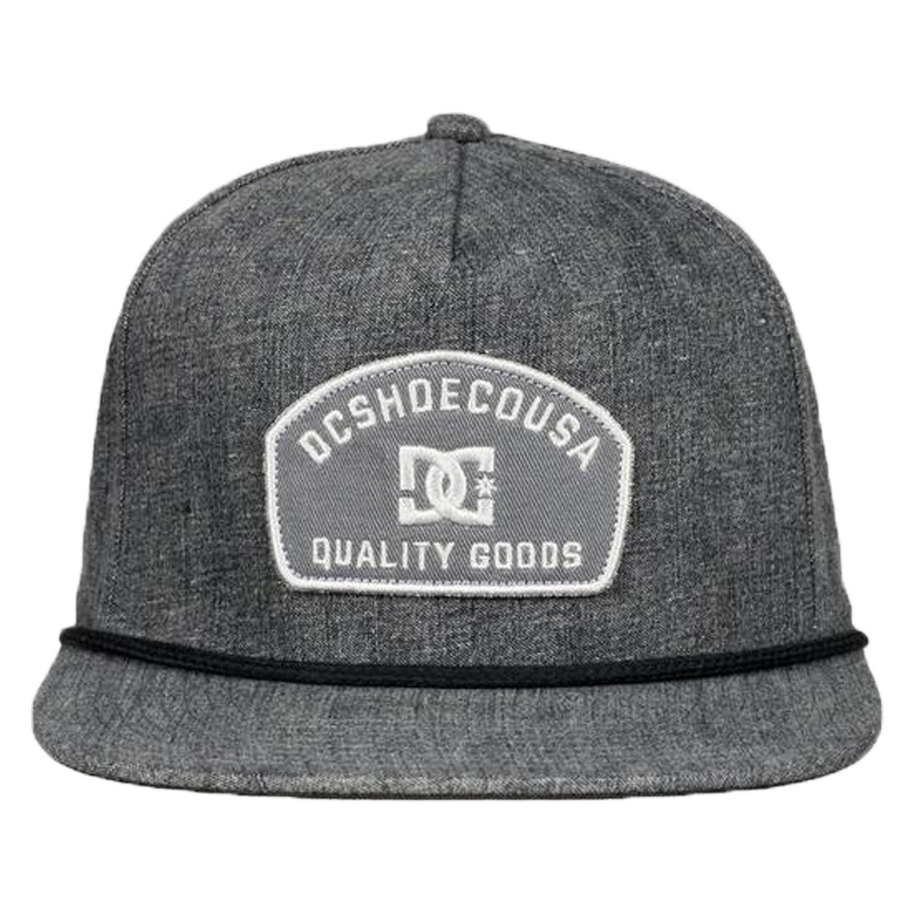 Surf Shop, Surf Clothing, DC Shoes, Denimo, Cap, Black