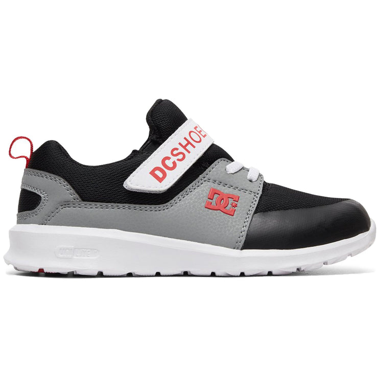 Surf Shop, Surf Clothing, DC Shoes, Heathrow Prestige EV, Shoes, Black/Grey/Red
